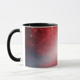 Galaxy M82 Infrared Spitzer Telescope Mug