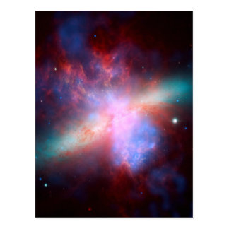 Galaxy M82 Postcard