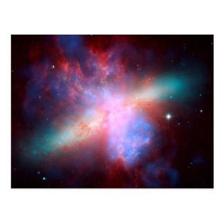 Galaxy M82 Post Card