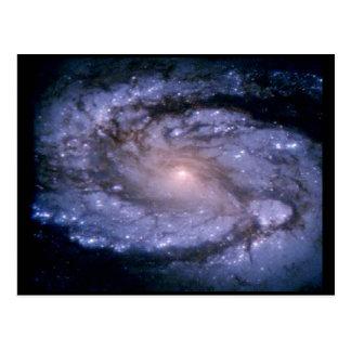 Galaxy M 100 Postcard