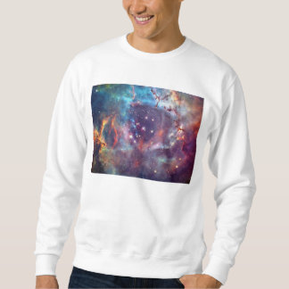 Galaxy Men's Basic Sweatshirt