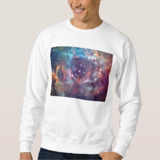 Galaxy Men's Basic Sweatshirt