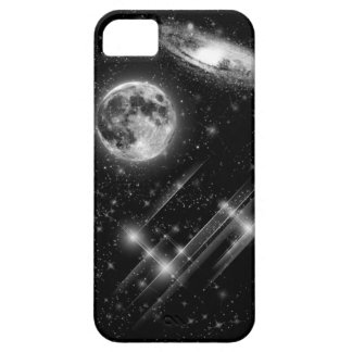 Galaxy, Moon and Star iPhone 5 Covers