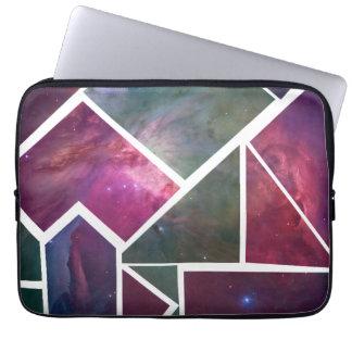 Galaxy Mosaic Custom Electronics Bag for iPad etc Computer Sleeve