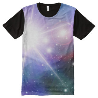 Galaxy Nebula All-Over-Print Shirt