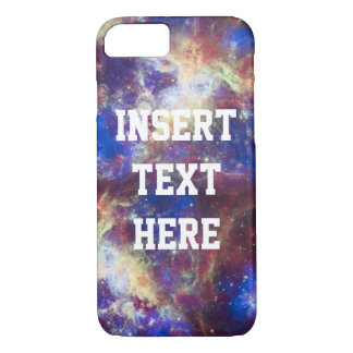 Galaxy Nebula Personalized Astronomy Space iPhone 7 Case