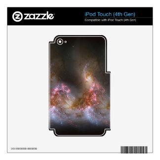 Galaxy Nebula Print Skin For iPod Touch 4G
