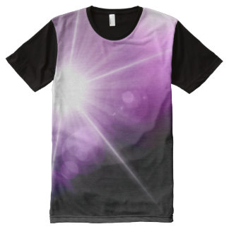 Galaxy Nebula Stars #3 All-Over-Print Shirt