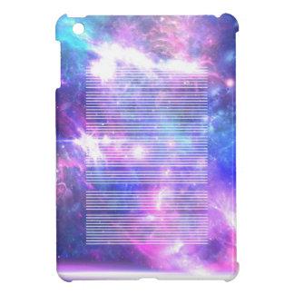 Galaxy nebula stars LINES Case For The iPad Mini