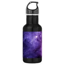 Galaxy Nebula Water Bottle