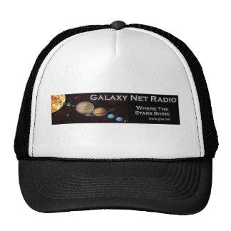 Galaxy Net Radio Hats