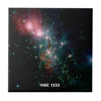 Galaxy NGC 1333 Tile