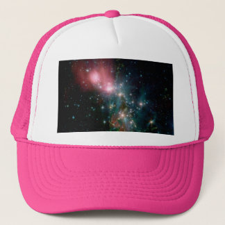 Galaxy NGC 1333 Trucker Hat