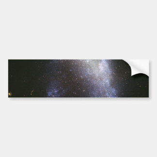 Galaxy NGC 1427A Plunges Toward the Fornax Galaxy Bumper Sticker