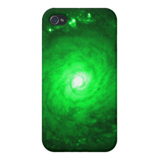 Galaxy NGC 1512 in Visible Light iPhone 4/4S Case