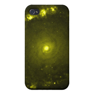 Galaxy NGC 1512 in Visible Light iPhone 4 Cases