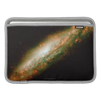 Galaxy NGC 3079 MacBook Air Sleeve