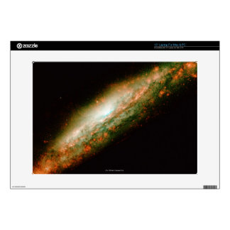 Galaxy NGC 3079 Skins For Laptops