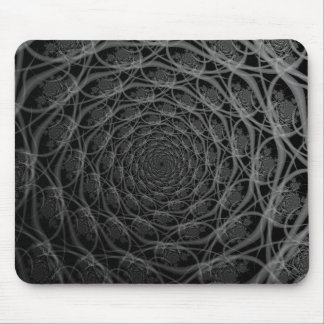 Galaxy of Filaments in Black and White Mousepad