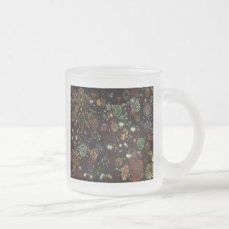 Galaxy of Fireworks Collage 12 13 2010  2859b Coffee Mugs