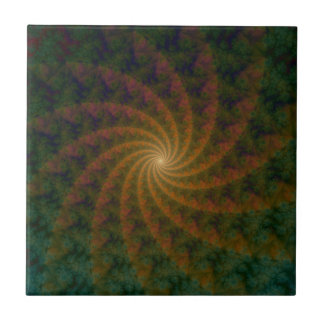 Galaxy of Spirals tile