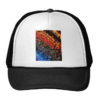 GALAXY ORBIT CLUSTERS MESH HATS