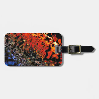 GALAXY ORBIT CLUSTERS TAG FOR BAGS
