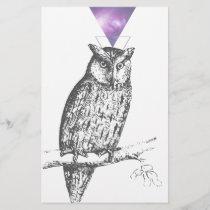 Galaxy owl 1