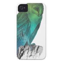 Galaxy owl 2 iPhone 4 cover