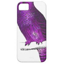 Galaxy owl 3 iPhone SE/5/5s case
