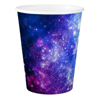 Galaxy Paper Cup