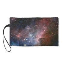 Galaxy pencil case/make up case