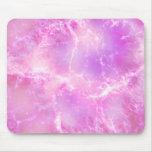 Galaxy Pink Space Art Mousepads
