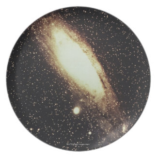 Galaxy Party Plates
