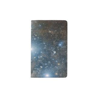 Galaxy Pocket Moleskine Notebook