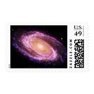 Galaxy Postage Stamps