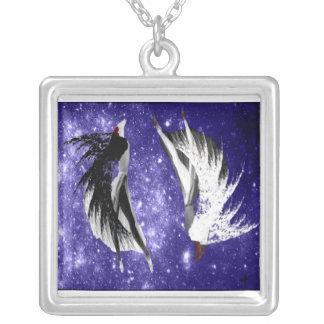 Galaxy Queen Custom Necklace
