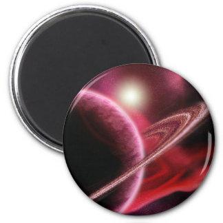 Galaxy Quest 2 Inch Round Magnet