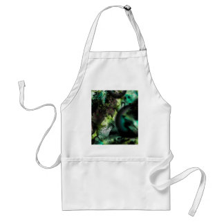Galaxy Quest Space Art Adult Apron