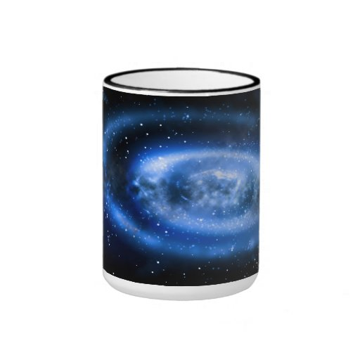 Galaxy Ringer Coffee Mug