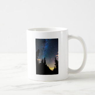 Galaxy Rising Coffee Mug