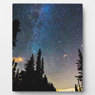 Galaxy Rising Plaque