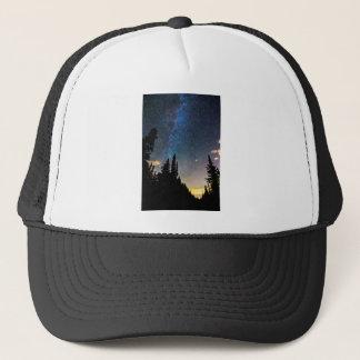 Galaxy Rising Trucker Hat