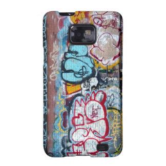 Galaxy S2 Manhattan Graffiti Case Samsung Galaxy S2 Cases