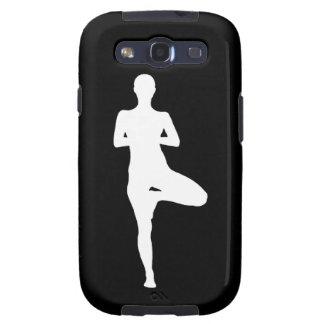Galaxy S3 Case-Mate Yoga 1 Silhouette Black