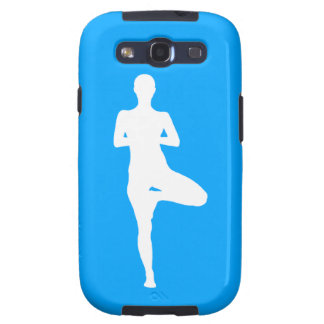 Galaxy S3 Case-Mate Yoga 1 Silhouette Blue