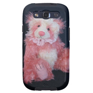 Galaxy s3 case Pink Panda artist teddy bear