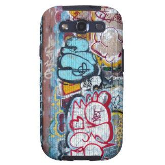 Galaxy S3  Manhattan Graffiti Samsung Galaxy S3 Cover