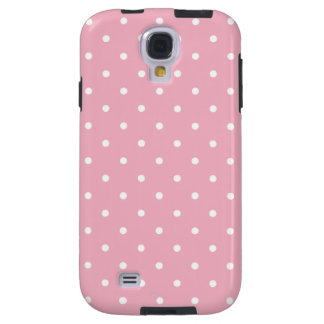 Galaxy S4 Cases - Fifties Style Polka Dot Pattern