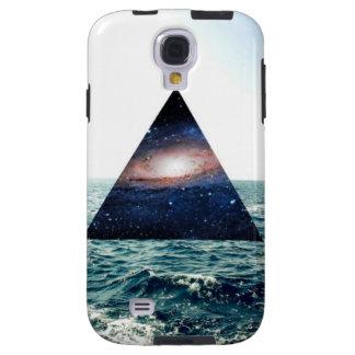 Galaxy S4 triangle cover